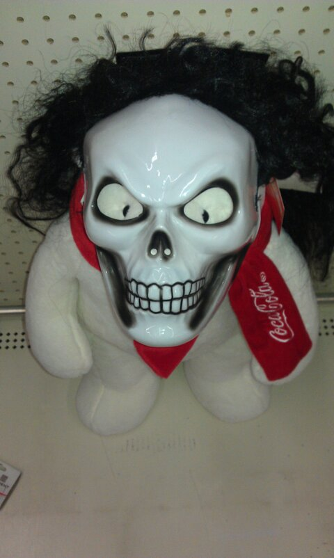 The Coca-Cola Bear Gone Evil