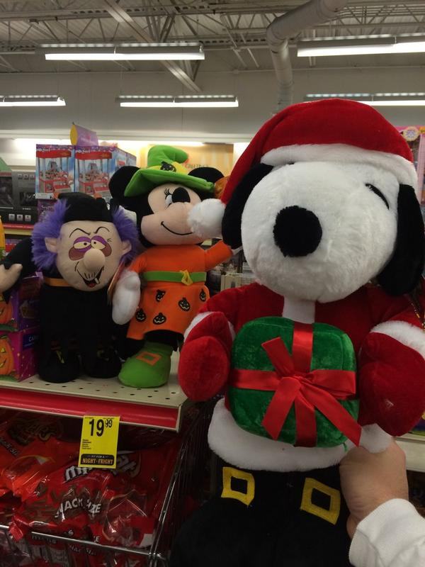 CVS - Snoopy & Halloween Gear